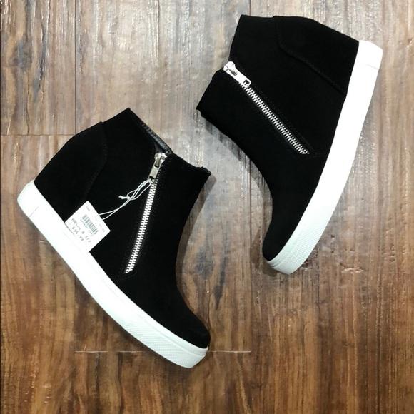 Brash Shoes | Cece Hidden Wedges By